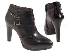 NeroGiardini ankle boot A411460DE Fw 2014/15