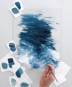 44 Super Ideas For Landscape Illustration Art Artists Art And Illustration, Illustrations, Landscape Illustration, Landscape Art, Colorful Drawings, Art Drawings, Painting Inspiration, Art Inspo, Painting & Drawing