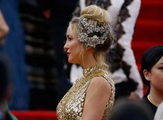 Kate Hudson at 2015 MET Gala