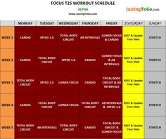 """started """"Focus Schedule"""" today with ! Day 0 Speed workout Done! T25 Workout, Insanity Workout, Workout Schedule, Insanity Fitness, Interval Cardio, Cardio Abs, Cardio Routine, T25 Alpha Schedule, Fitness Tips"""