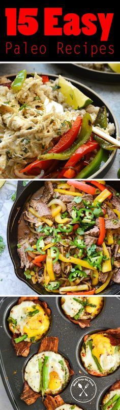 Whether you are into the Paleo Diet or not, paleo recipes are your friend! They are loaded with healthy carbs, fruits & vegetables, protein and healthy fats – all without sacrificing flavor!  If you are new to paleo or a long time follower, here are some of out favorite Paleo Recipes That Don't Suck. We recommend starting here!