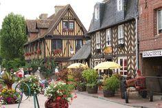 Beuvron-en-Auge   Les plus beaux villages de France - Site officiel