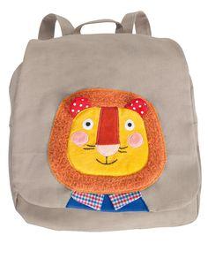 Lion backpack
