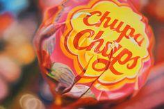 La petite histoiregraphique - Le logo Chupa Chups a été dessiné par un célèbre peintre