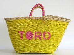 LADY TRAP en los TOROS: Las Summer Baskets de Lady Trap