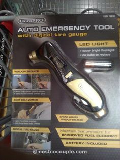 Dura Pro Auto Emergency Tool Dual Pack - at costco