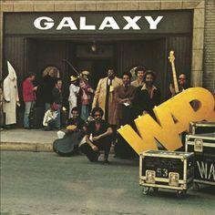 Funk-Disco-Soul-Groove-Rap: War - Galaxy