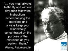 Joseph Pilates Quotes. QuotesGram by @quotesgram
