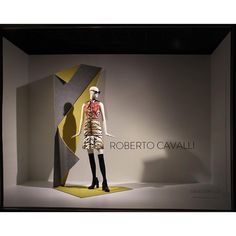 "NORDSTROM,Park Meadows Center,Lone Tree,CO,USA, ""Roberto Cavalli takes shape"", pinned by Ton van der Veer"