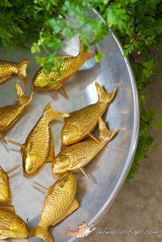 golden animals for decoration