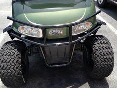 Winch Bumper Ezgo Golf Cart on ezgo golf cart enclosures, ezgo golf cart windshields, ezgo golf cart accessories, ezgo rear view mirrors, ezgo golf cart lift kits,