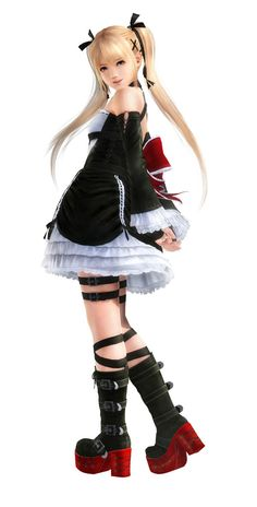 Marie Rose - Dead or Alive 5 Ultimate
