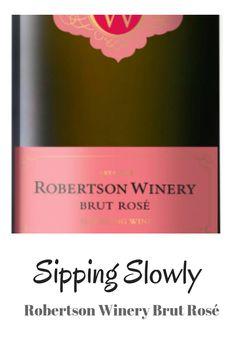 Robertson Winery Brut Rosè Episode 33 Roelia brings us the Robertson Winery Brut Rose. Fall Cocktails, Whisky, Pretty In Pink, Bubbles, Social Media, Autumn, Wine, Make It Yourself, Fall Season