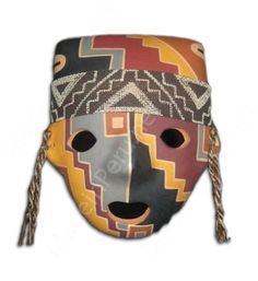 peruvian masks - Google Search