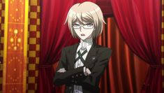 Danganronpa 1, Danganronpa Characters, Byakuya Togami, Gundham Tanaka, Danganronpa Trigger Happy Havoc, Daddy Long, Video Game Art, Manga, Anime