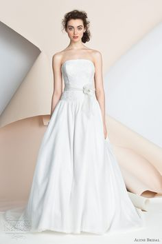 Alyne Bridal Wedding Dresses Spring 2012 Collection   Wedding Inspirasi