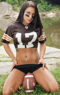 cleveland browns women naked