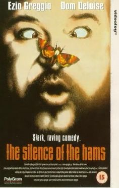 The Silence of the Hams (1994), BILLY ZANE -- The epitome of Greek God in Earth XD