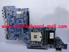 Replacement for HP 641491-001 Laptop Motherboard