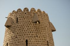 The majestic Fortress tower. Five Star Hotel, Sharjah, Bait, Old Houses, Design Elements, Tower, Elements Of Design, Rook, Computer Case