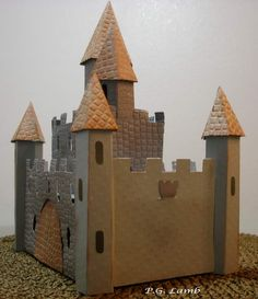 Made with cricut once upon a princess cartridge