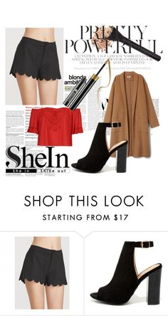 """""""Pretty power"""" by varrica ❤ liked on Polyvore featuring Bamboo and Ally Fashion"""