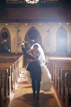 wedding photography ideas carries me off over his shoulder with his hand in the…
