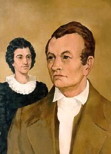 anne bradstreet and abigail adams Anne bradstreet, in reference to her children  stained glass portrait of anne  bradstreet  abigail & john adams's letters on america's new government.
