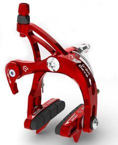 109g/wheel Super Light CNC Road Bike Caliper-Circle #irondevobrake