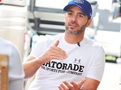 """A full Ironman is on the top of my to-do-once-I-quit-driving list"" @NASCAR's @JimmieJohnson http://triathlon.competitor.com/2015/09/features/on-location-with-nascar-star-and-triathlete-jimmie-johnson_121814 …"