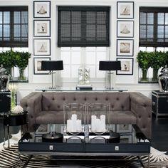 Мебель, свет и аксессуары Eichholtz в интерьерной студии ETRE home