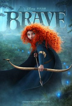 Review: Brave, totally awesome for a Toddler!