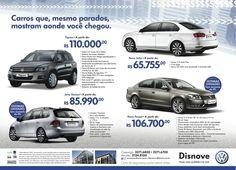 Anúncio Premium Agência: 3Pontos Comunicação Cliente:Disnove Volkswagen Campanha: Varejo Título: Ofertas Premium Peça: Anúncio de jornal