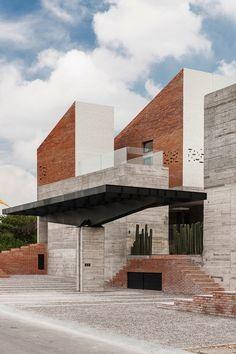 Casa DATRI & DASA: A Two-Home Complex in Mexico designed by [marvarq]