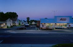 Gregory Crewdson, Untitled, from series Beneath the Roses, 2004