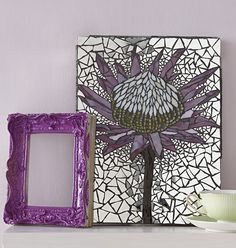 Protea mosaic