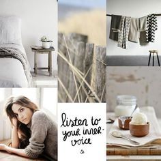 Moodboard l Inner voice  by Pure Style interieur l styling