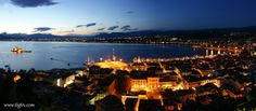 Port of #Nafplio panorama on 1 May with more than 30 yachts lined-up for the…