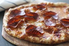 Handle the Heat The Best No-Knead Pizza Dough Ever! »