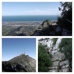 Ascensión al Montduver por la cresta