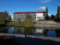 Seinäjoen ammattikorkeakoulun kirjasto (SeAMK Kirjasto) – Google Maps Maps, Google, Blue Prints, Map, Cards