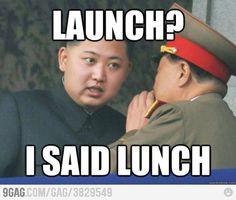 Kim Jong Un on North Korea's Rocket Launch