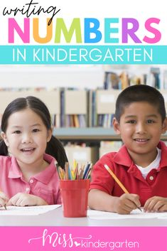 Teaching numbers in kindergarten has never been more fun! Use these fun poems and rhymes when your students are introducing how to teach number formation. Your kindergarten and first grade students will love learning the poems and practicing writing the numbers properly. You can grab the free download to send home with your students too. These activities will make learning numbers exciting and engaging. Fun Poems, Rhyming Poems, Best Poems, Teaching Numbers, Writing Numbers, Letters And Numbers, Number Sense Activities, Hands On Activities, Number Formation