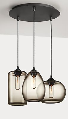 Best Of Three Pendant Lights On A Bar