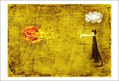 Fireball by Yoko Tanji