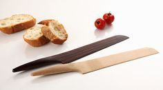 FUSION: Wooden Kitchen Knives handmade in Kyoto on Industrial Design Served