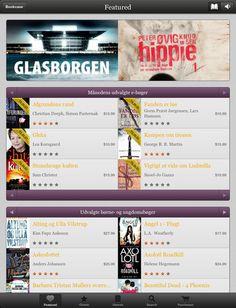 Gør din telefon lidt smartere. Download Bøger fra App Store og hav altid en god historie ved hånden.