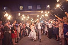 A Rustic Wedding Filled with Music: Allison + Nick