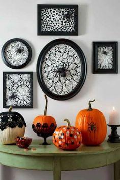 59+ halloween decoration designs #halloween #halloweendecor #halloweendesign #halloweenparty