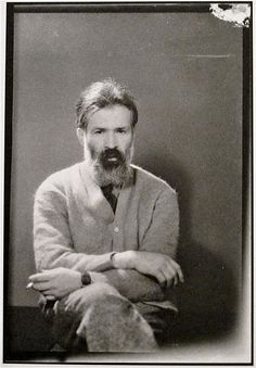 Constantin Brancusi, Paris, circa 1930 ин Man Ray